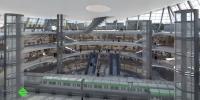 بالفيديو.. هكذا ستكون محطة قطار الرياض بالعليا