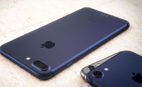 iPhone 7 بلون مختلف