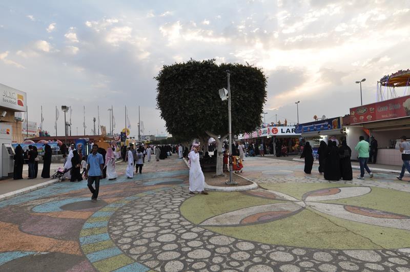 صور مهرجان التسوق بابها