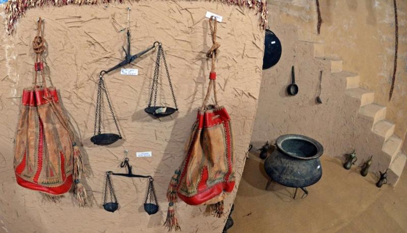 صور متحف هاوي جمع التراث ببلقرن