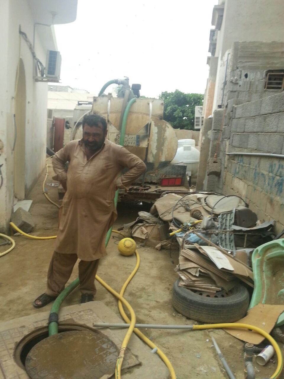 """قرية """"أبو السلع"""": شهران بلا ماء ووعود المسؤول لا تتحقق"""