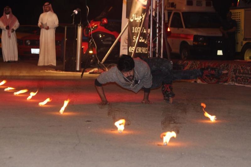 صور حفل أختام فعاليات صيف الحبله بتحد رفيده