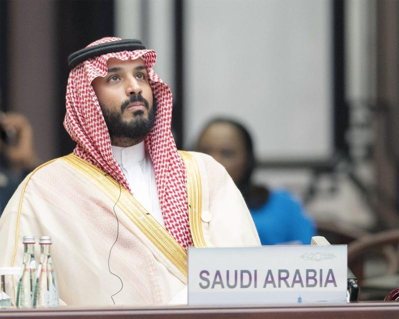 محمد بن سلمان قمة العشرين