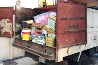 إزالة 60 بسطة عشوائية من ساحة حراج سوق الخضار بالطائف - المواطن