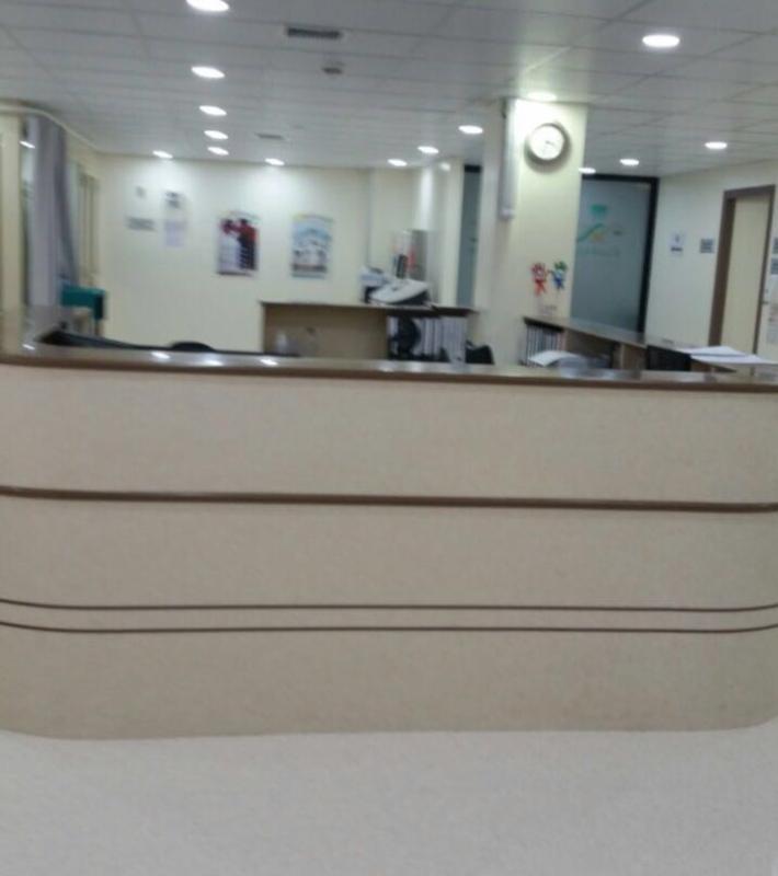 صور استقبالات مستشفيات عسير بلا حواجز