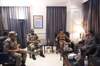 قائد قوات الدرك الأردني : الأمن العام السعودي مضرب المثل في الإجراءات والخطط والاستراتيجيات الأمنية - المواطن