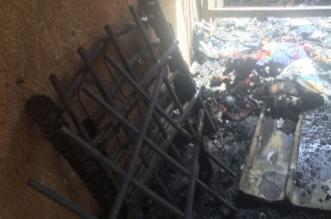 في حريق مروّع.. تفحّم امرأة ووفاة 5 من أطفالها في الرياض - المواطن