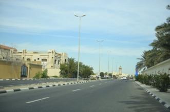 النقل تنجز أطوالًا بقرابة 3 ملايين متر في الطرق خلال فترة منع التجول - المواطن