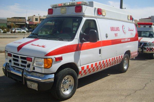 وفاة اثنين في حادث انقلاب سيارة في غامد الزناد