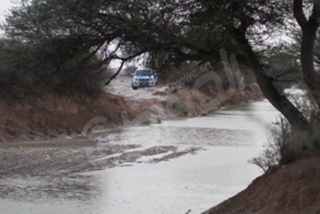 شاهد بالصور .. شعيب الغيلانه بعد المطر