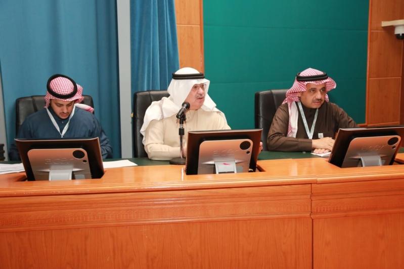 عرض سينمائي لعملية تكميم في سعود الطبية