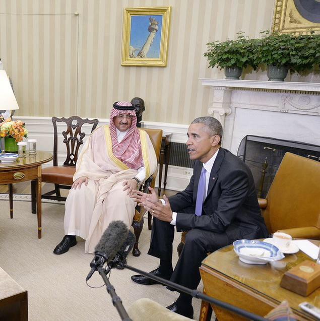 السفير الأمريكي : ولي العهد قام خلال سنوات ببناء علاقة قوية للغاية في عدة جوانب - المواطن
