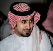 الإعلامي المذيع بالقناة الإخبارية الزميل عبدالله النصار