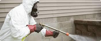 رش مبيدات للمنازل