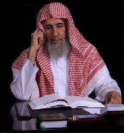 الداعية الإسلامي الشيخ ناصر العمر