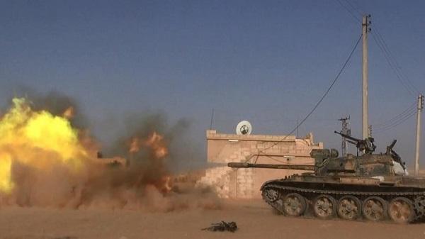 معارك عين العرب - داعش