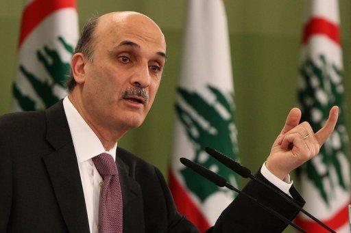 السياسي المسيحي اللبناني -سمير جعجع
