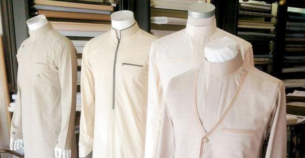 محلات الخياطة الرجالية
