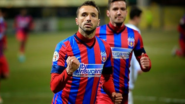 الروماني سان مارتن لاعب نادي ستيوا بوخارست