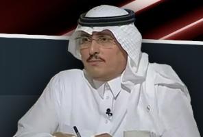 الكاتب الصحفي والناقد الرياضي -محمد سليمان الدويش