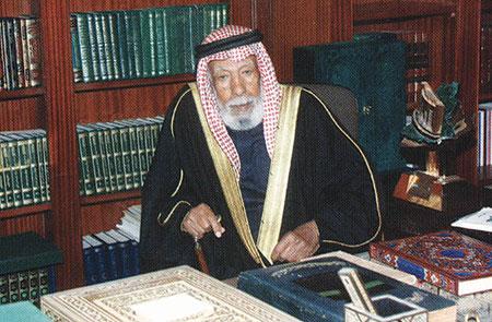 الشيخ الأديب عبد الله بن محمد بن خميس