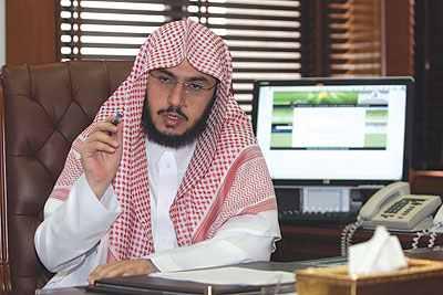 الأمين العام لهيئة كبار العلماء الشيخ الدكتور فهد بن سعد الماجد