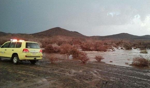 استحداث 6 فرق ميدانية لحين انتهاء الحالة المطرية في الباحة - المواطن