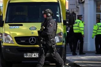 بالصور.. الشرطة البريطانية: حادث الدهس بلندن مروري ولا علاقة له بالإرهاب - المواطن