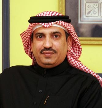 الكاتب السعودي نبيل فهد المعجل