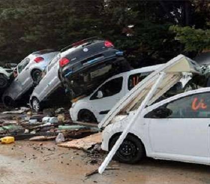 عاصفة تجلي 16 ألفا في المكسيك
