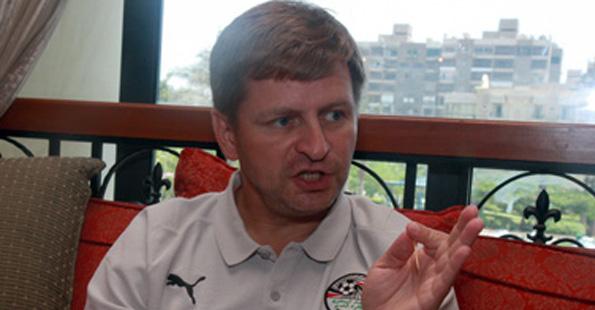 مدرب المنتخب اليمني التشيكي ميروسلاف سكوب