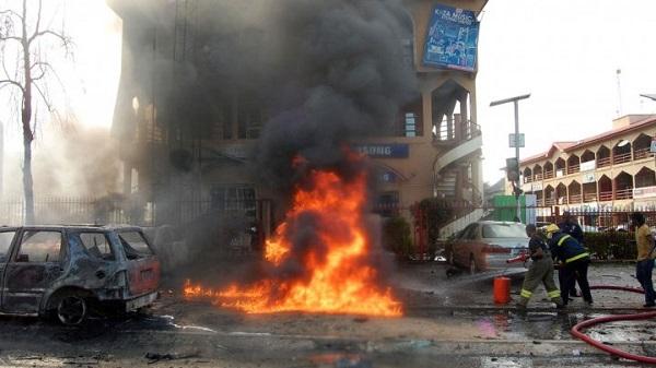 15 قتيلا في انفجار استهدف إماما في نيجيريا