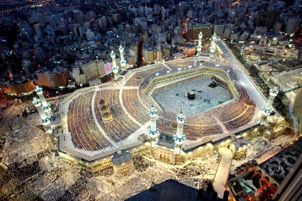 مكه - المسجد الحرام