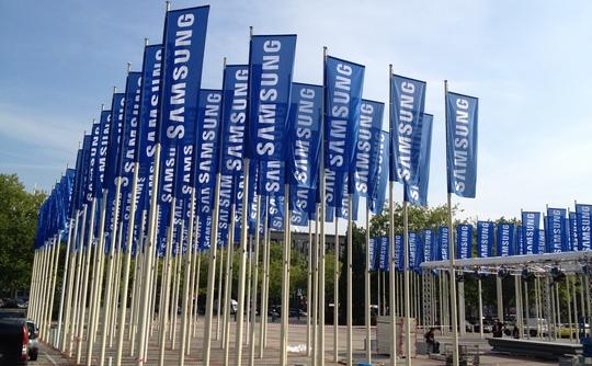 سامسونج تبيع أكثر من 450 مليون هاتف ذكي خلال عام 2013 - المواطن