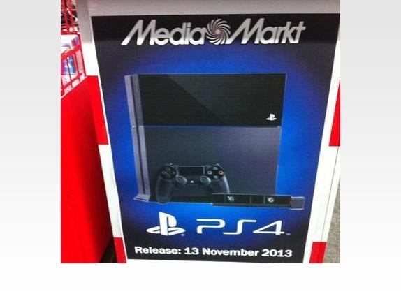 "سوني تطلق ""PS4"" 13 نوفمبر المقبل - المواطن"