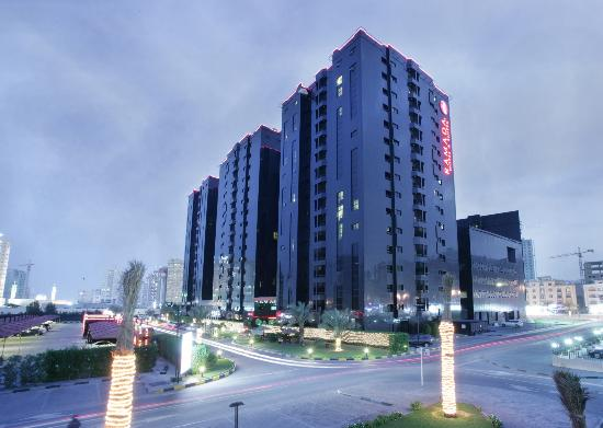 عجمانramada-hotel-suites-ajman