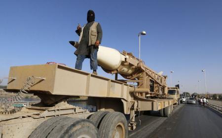 """حصري- العراق يبلغ الامم المتحدة أن """"مجموعات ارهابية"""" استولت على مواد نووية"""