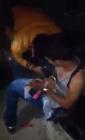 """بالفيديو.. طفل انتحاري يفر من """"داعش"""" قبل انفجار حزامه الناسف"""