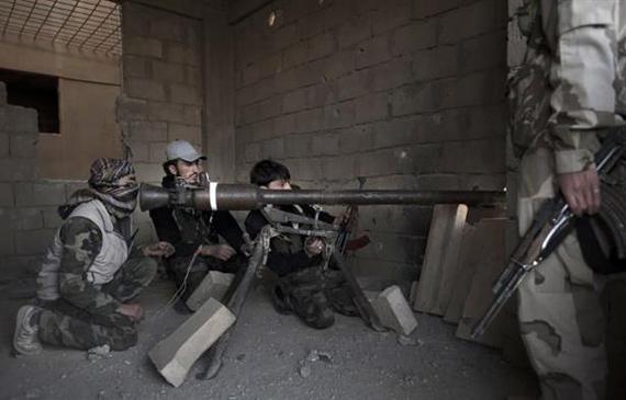 سوريا جنود