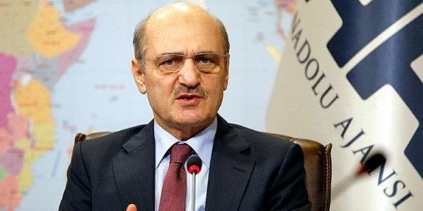 وزير البيئة التركي