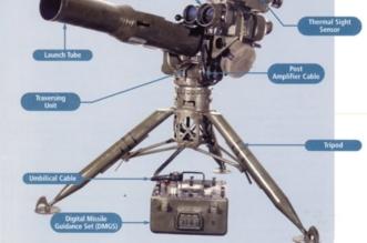 تعرف على القدرات القتالية لصواريخ تاو TOW الأميركية التي حصلت عليها المملكة - المواطن