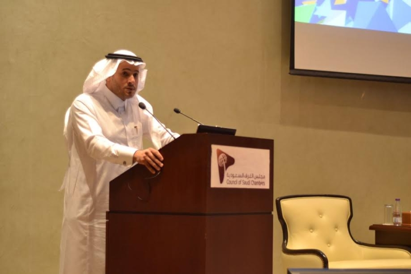 نواف الدعيجي نائب المدير العام لدعم التوظيف في صندوق تنمية الموارد البشرية هدف