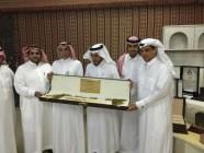 """الماجستير مع مرتبة الشرف الثانية لـ""""حسن الشهراني"""""""
