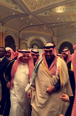 أمير الرياض يشرف حفل السفارة الإماراتية بمناسبة اليوم الوطني لدولة الإمارات