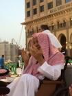 وفاة الشيخ سعد الموسى صاحب اليد السخية لليتامى والفقراء