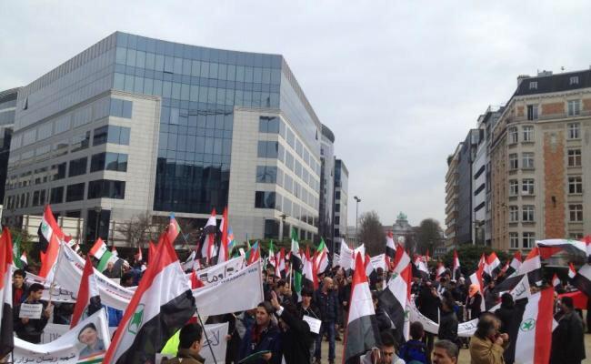 الأحوازيون يدعون لمظاهرات أمام سفارة طهران في الدنمارك - المواطن