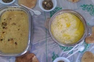 بالصور.. أهالي حي المطار بأبها يحتفلون بالعيد بالأكلات الشعبية - المواطن