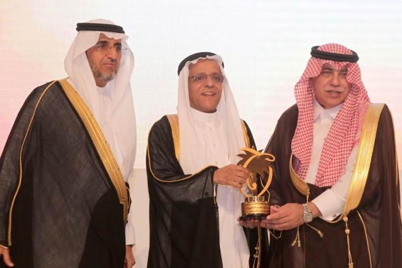 وزير التجارة والاستثمار الدكتور ماجد القصبي يتوج البنك السعودي للاستثمار بجائزة الملك عبدالعزيز للجودة