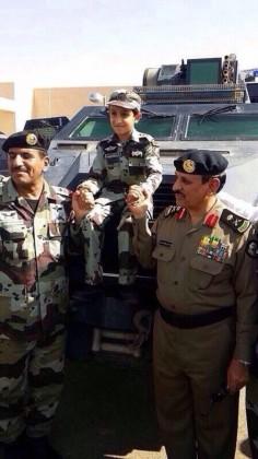 المواطن تكشف حقيقة صورة الطفل النقيب العسكري