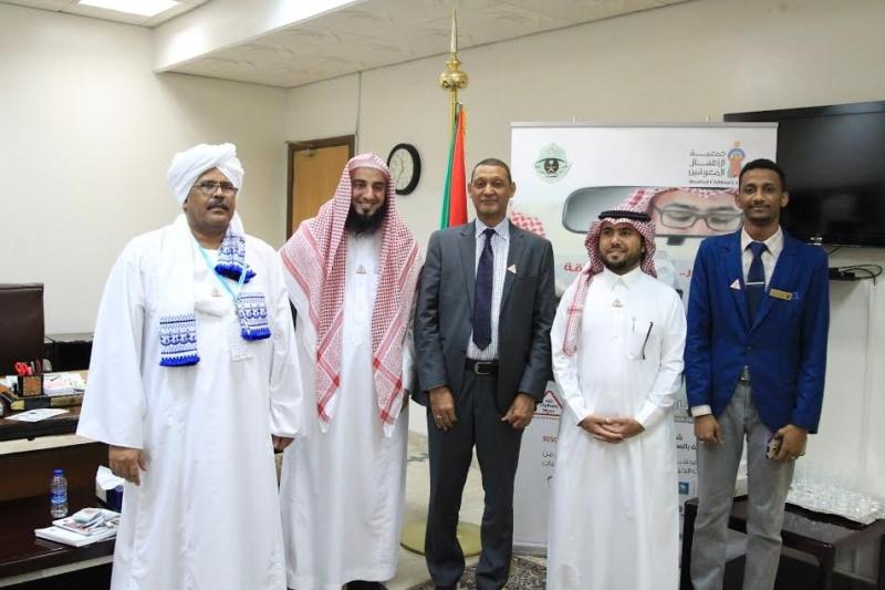 سفارة السودان مبادرة الله يعطيك خيرها